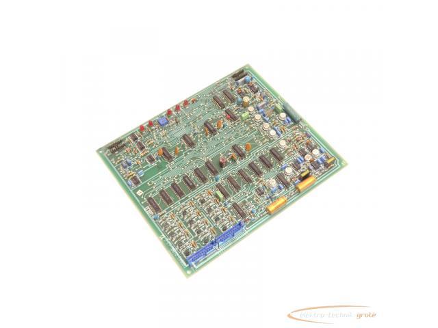 Siemens C98043-A1005-L2-E 12 Steuerungsplatine SN:Q6L0 - 1