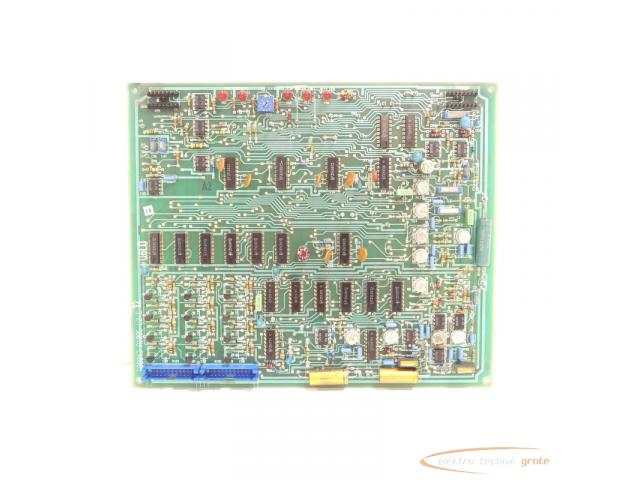 Siemens C98043-A1005-L2-E 12 Steuerungsplatine SN:Q6L0 - 2