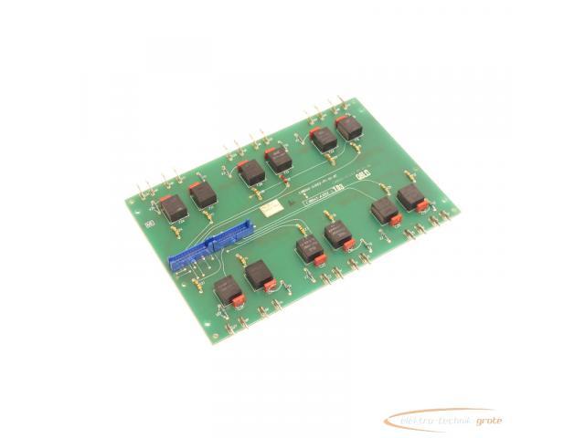 Siemens C98043-A1052-L1 / 03 Steuerungsplatine SN:Q6L0 - 1