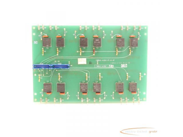 Siemens C98043-A1052-L1 / 03 Steuerungsplatine SN:Q6L0 - 2