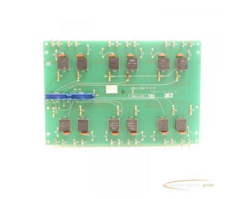Siemens C98043-A1052-L1 / 03 Steuerungsplatine SN:Q6L0 - Bild 2