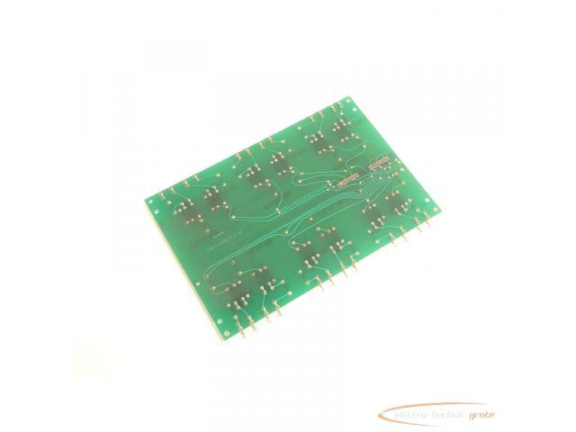 Siemens C98043-A1052-L1 / 03 Steuerungsplatine SN:Q6L0 - 3