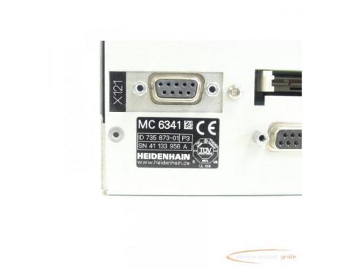 Heidenhain MC 6341 Id.Nr.: 735 873-01 SN:41133956A - ungebraucht! - - Bild 4