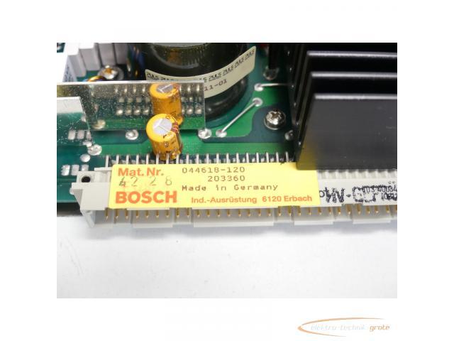 Bosch NT600 044618-120 Stromversorgung SN:4228 - 5