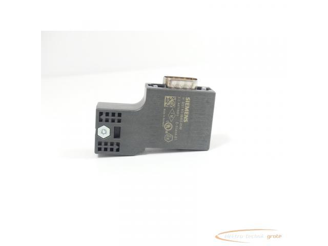 Siemens 6ES7972-0BA52-0XA0 Profibus Stecker E-Stand 01 - 1