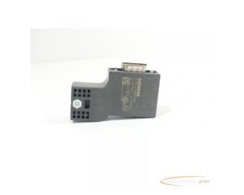 Siemens 6ES7972-0BA52-0XA0 Profibus Stecker E-Stand 01 - Bild 1