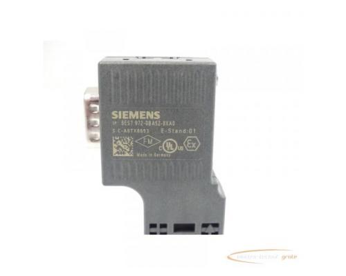 Siemens 6ES7972-0BA52-0XA0 Profibus Stecker E-Stand 01 - Bild 2