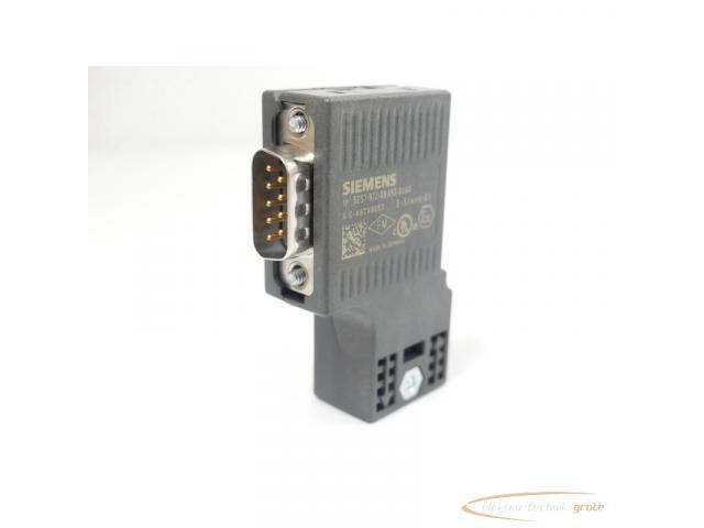 Siemens 6ES7972-0BA52-0XA0 Profibus Stecker E-Stand 01 - 3