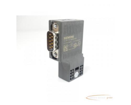 Siemens 6ES7972-0BA52-0XA0 Profibus Stecker E-Stand 01 - Bild 3