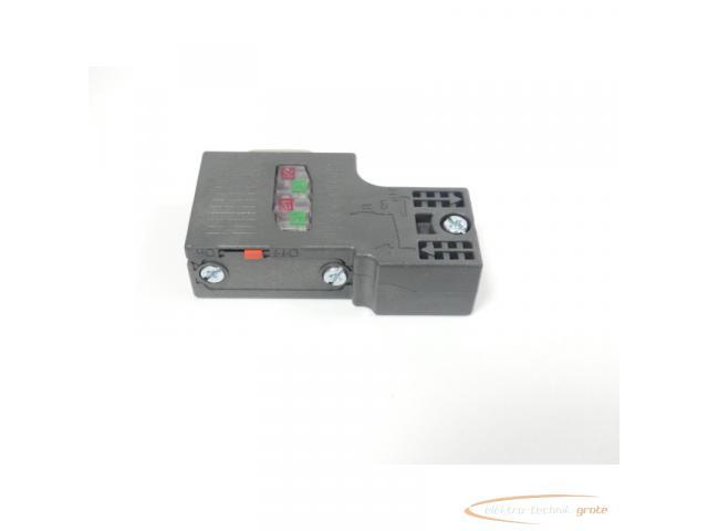 Siemens 6ES7972-0BA52-0XA0 Profibus Stecker E-Stand 01 - 5