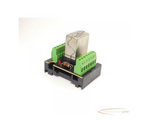 Murrelektronik 61002 Relaisplatte + Siemens V23162-B0720-C410 Kammrelais - Bild 1