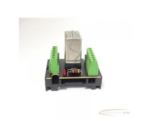 Murrelektronik 61002 Relaisplatte + Siemens V23162-B0720-C410 Kammrelais - Bild 4