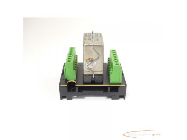 Murrelektronik 61002 Relaisplatte + Siemens V23162-B0720-C410 Kammrelais - 5