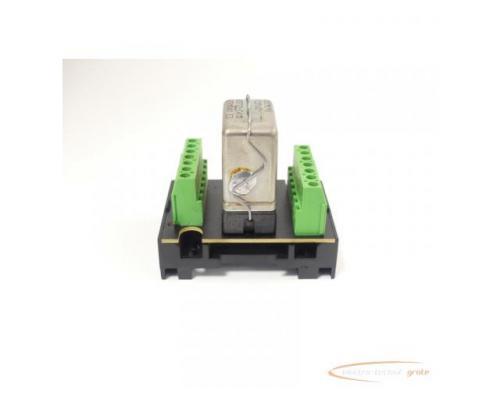Murrelektronik 61002 Relaisplatte + Siemens V23162-B0720-C410 Kammrelais - Bild 5