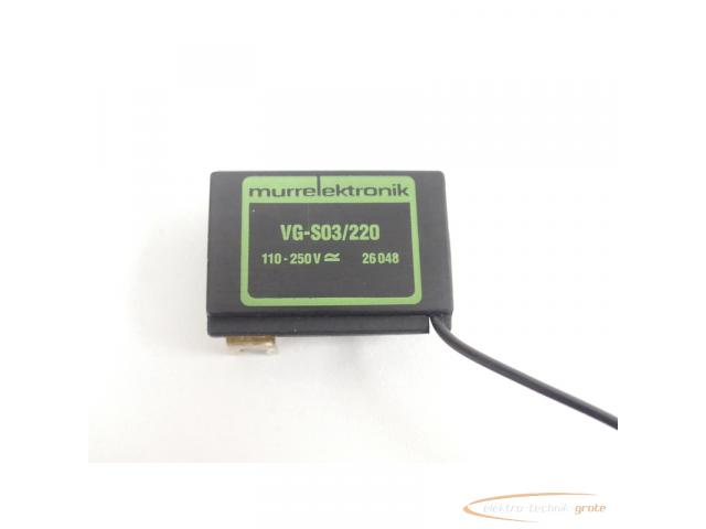 Murrelektronik VG-S03/220 Entstörglied 26048 110 - 250V - 2