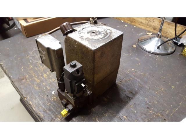 Hawe Hydraulik-Aggregat für Werkzeugspannung - 2