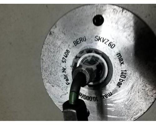 hydraulische Werkzeugspannung für Bokö - Bild 3