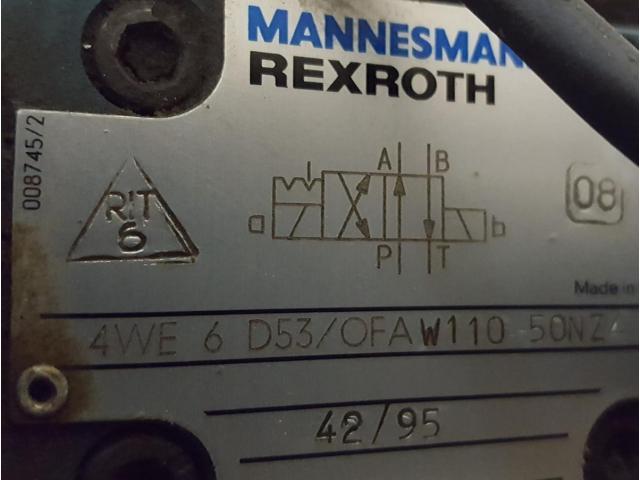 Oleomec Hydraulikaggregat für Werkzeugspannnung, stammt von Fräsmaschine Fidia Digit 318/3 - 1