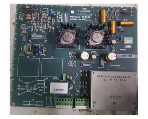 C98043-A1001-L5 Stromversorgung für Simoreg Thyristor-Gerät - Bild 2