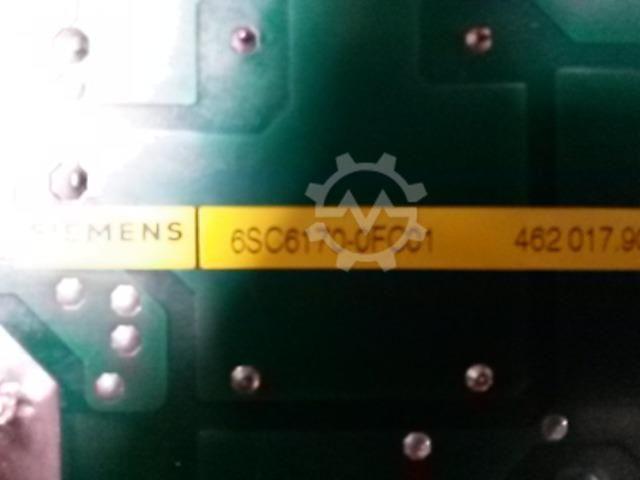 6SC6170-0FC01 Servo Leistungsteil Achsantriebsgerät - 1