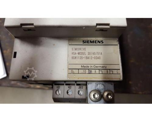 6SN1135-1BA12-0DA0 Simodrive 611 Leistungsteil Servomodul - Bild 1