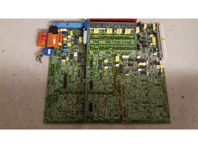 6SC6100-0NA11 6RB2100-0NA21 SIMODRIVE 610 AC-VSA FBG REGELUNG ANALOG - 1