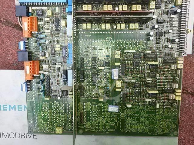 6SC6100-0NA11 6RB2100-0NA21 SIMODRIVE 610 AC-VSA FBG REGELUNG ANALOG - 3