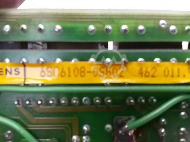 6SC6108-0SE01 Simodrive 610 Leistungsteil Servomodul - 3