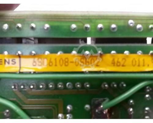 6SC6108-0SE01 Simodrive 610 Leistungsteil Servomodul - Bild 3