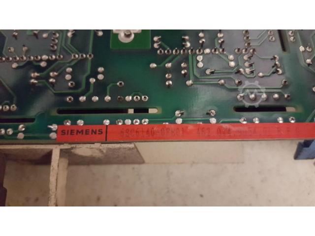 6SC6140-0FE01 Simodrive 610 Leistungsteil Servomodul - 1