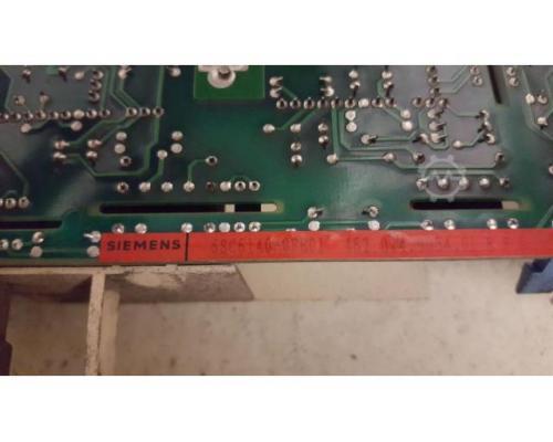 6SC6140-0FE01 Simodrive 610 Leistungsteil Servomodul - Bild 1
