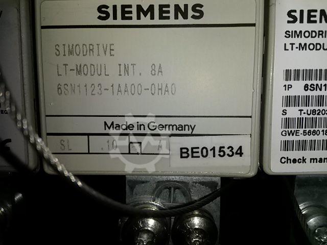 6SN1123-1AA00-0BA0 -0CA1 -0DA1 verschiedene SIMODRIVE 611 Servo-Module - 1
