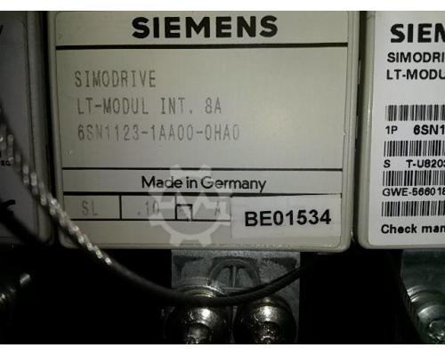 6SN1123-1AA00-0BA0 -0CA1 -0DA1 verschiedene SIMODRIVE 611 Servo-Module - Bild 1