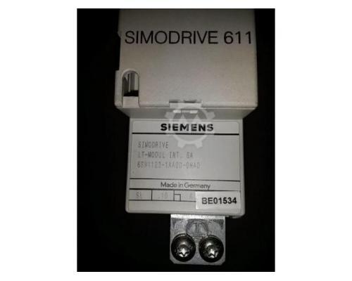 6SN1123-1AA00-0BA0 -0CA1 -0DA1 verschiedene SIMODRIVE 611 Servo-Module - Bild 3