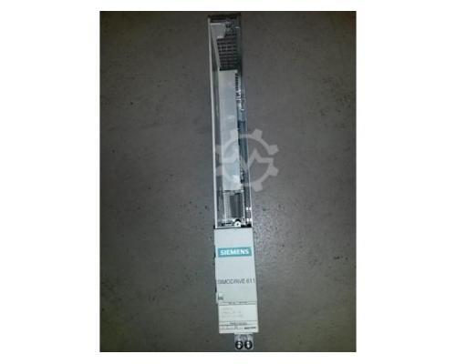 6SN1123-1AA00-0HA0 SIMODRIVE 611 LEISTUNGSMODUL, 1-ACHS, 8 A - Bild 1