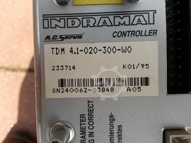 TDM4.1-020-300-W0 Servo Leistungsteil Achsantriebsgerät - 2