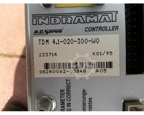 TDM4.1-020-300-W0 Servo Leistungsteil Achsantriebsgerät - Bild 2