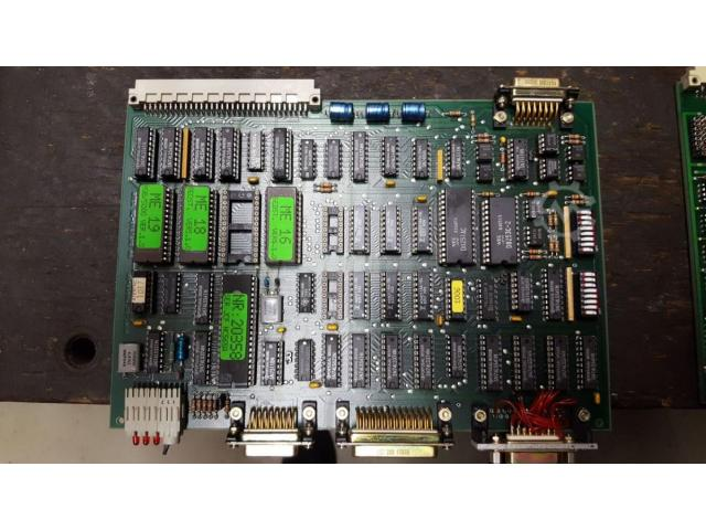 Atek Netzteil, Grafikkarte, RS422-Interface 50119 - 2