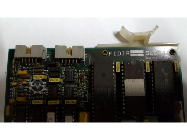 Fidia serielle Schnittstelle SLU001 - 2