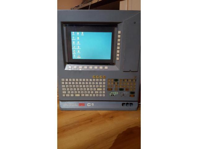 Fronttafel mit TFT-Bildschirm von CNC-Steuerung Fidia C1 - 2