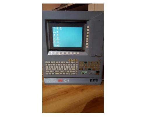 Fronttafel mit TFT-Bildschirm von CNC-Steuerung Fidia C1 - Bild 2