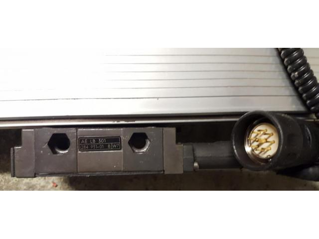 lineares Meßsystem Heidenhain LB301, Meßlänge 2040mm - 1