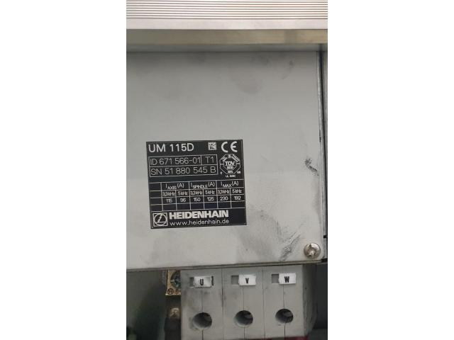 Heidenhain 1 Achs-Leistungsmodul UM115D - 1