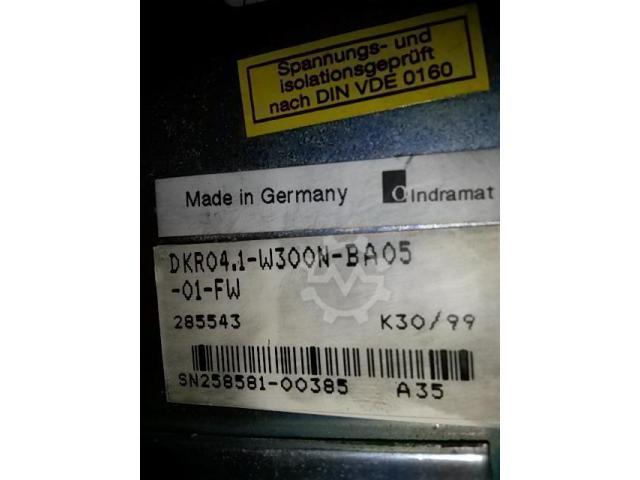 DKR04.1-W300N-B DIAX 03 Hauptspindel Antriebsregler - 2