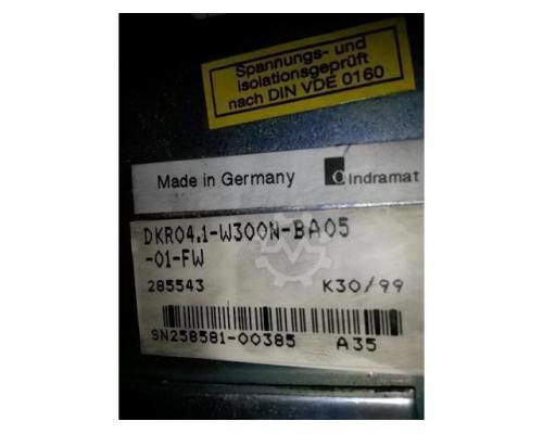 DKR04.1-W300N-B DIAX 03 Hauptspindel Antriebsregler - Bild 2