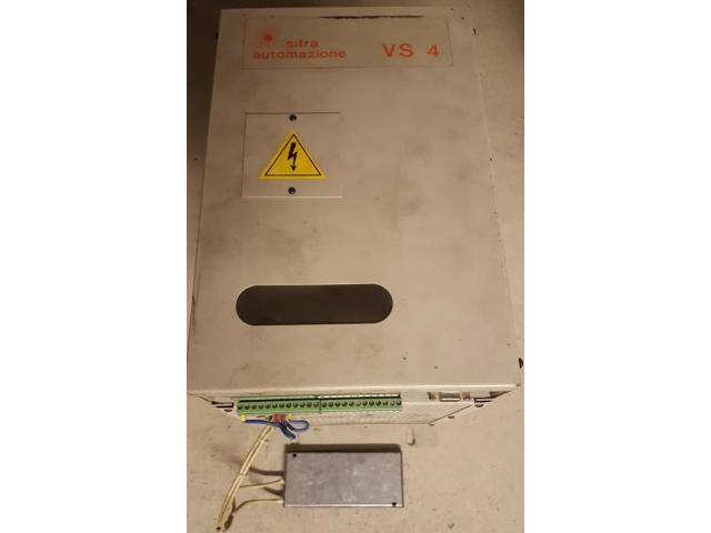 Servomodul für Gamfior-Frässpindel 12kW 16000 U/min von Fräsmaschine Fidia Digit 318/3 - 1