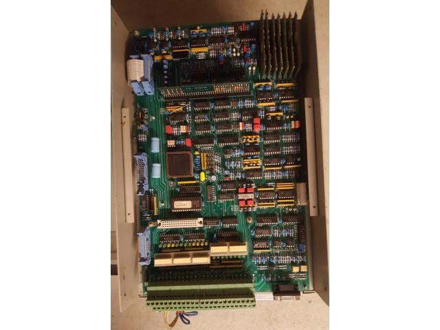 Servomodul für Gamfior-Frässpindel 12kW 16000 U/min von Fräsmaschine Fidia Digit 318/3 - 2