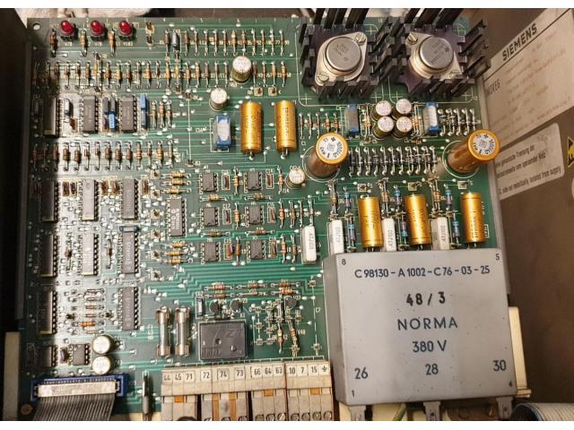 6RA2681-6DV57-0 SIMOREG Thyristor-Gerät für DC-Spindelmotor - 1