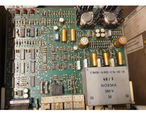 6RA2681-6DV57-0 SIMOREG Thyristor-Gerät für DC-Spindelmotor - Bild 1