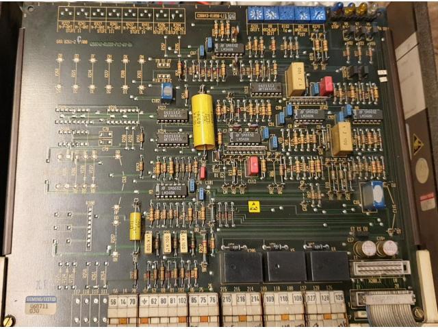 6RA2681-6DV57-0 SIMOREG Thyristor-Gerät für DC-Spindelmotor - 2